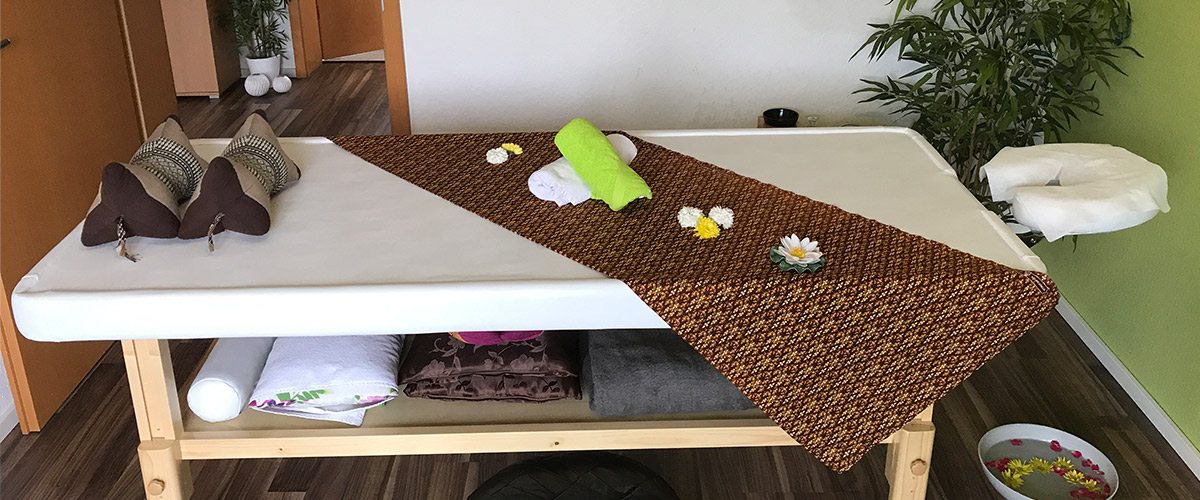 Massage in Coesfeld, Thaimassage, Wellness
